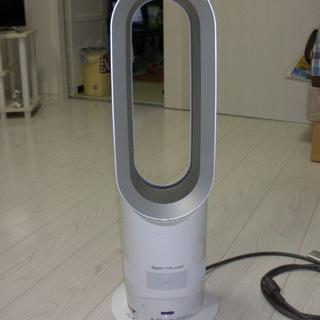 ダイソン(Dyson)の6月限定dyson hot + cool ファンヒーター AM05 正規品 美品(扇風機)