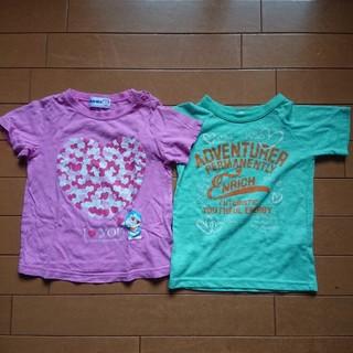 バンダイ(BANDAI)のTシャツ2枚セット⭐95cm 女の子(Tシャツ/カットソー)