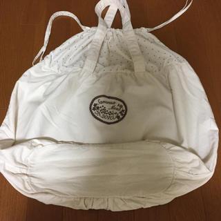 サマンサモスモス(SM2)の新品サマンサモスモスまち付きナチュラルバッグ(トートバッグ)