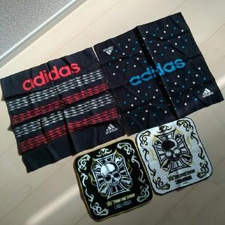 アディダス(adidas)のadidasハンカチ(その他)