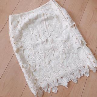 ジーユー(GU)のスネ夫's shop様専用 guタイトスカート(ひざ丈スカート)