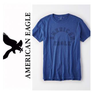 American Eagle - XS◎新品正規品◎アメリカンイーグル◎UネックTシャツ◎送料込