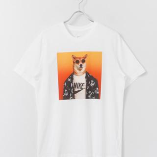 ナイキ(NIKE)の完売 NIKE NSW STORY PACK Tシャツ ホワイト Sサイズ(Tシャツ/カットソー(半袖/袖なし))