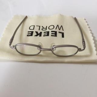 VOLKS - Leeke World メガネ