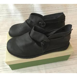 冷え取り靴下用靴 幅広25.5cm(ブーツ)