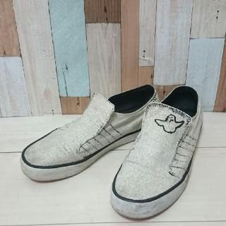 アディダス(adidas)のアディダス マークゴンザレス スリッポン 靴 スニーカー(スリッポン/モカシン)