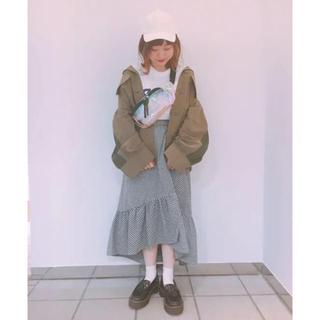 ダブルクローゼット(w closet)のWcloset ミリタリーシャツジャケット(ミリタリージャケット)