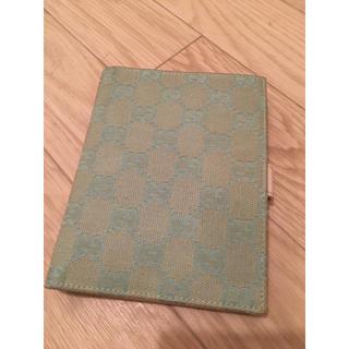 グッチ(Gucci)のGUCCI 手帳カバー(手帳)