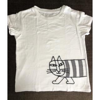 リサラーソン(Lisa Larson)のUNIQLO リサラーソン キッズ Tシャツ 90(Tシャツ/カットソー)