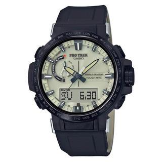 カシオ(CASIO)のカシオ プロトレック PRW-60YGE-1AJR ☆新品未使用☆(腕時計(デジタル))