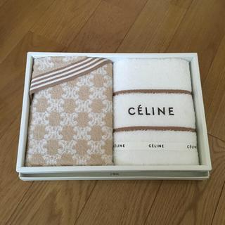 セリーヌ(celine)のCELINE フェイスタオルセット(タオル/バス用品)