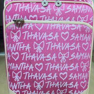 サマンサタバサ(Samantha Thavasa)のサマンサタバサキャリーケース(スーツケース/キャリーバッグ)