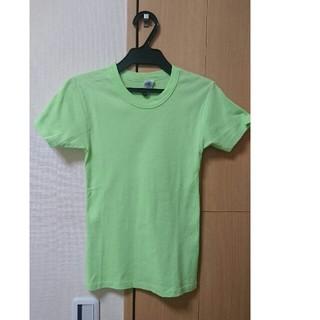 プチバトー(PETIT BATEAU)のプチバトー クルーネック半袖Tシャツ(Tシャツ/カットソー)