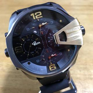 38d40410b6 DIESEL - 新品✨ディーゼル DIESEL クオーツ メンズ 腕時計 DZ7377 ブラック