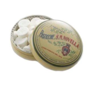 Santa Maria Novella - 6月購入❣️ パスティッケ ディ ◆サンタマリアノヴェッラ◆ミント タブレット