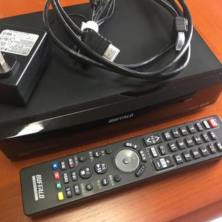 Buffalo - バッファロー buffalo 3波ダブル録画 DVR-W1 V2 1TB 実用品