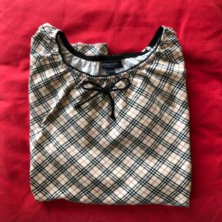 バーバリー(BURBERRY)のバーバリー 半袖カットソー 160(カットソー(半袖/袖なし))