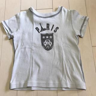 タルティーヌ エ ショコラ(Tartine et Chocolat)のタルティーヌエショコラティエ男の子Tシャツ(Tシャツ/カットソー)