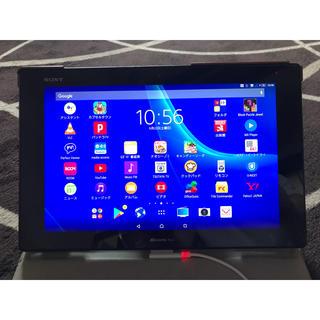 エクスペリア(Xperia)の★Xperia Z2 Tablet SO-05F★ジャンク(タブレット)