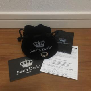 Justin Davis - ジャスティンデイビス Justin Davis ダリアリング SV925