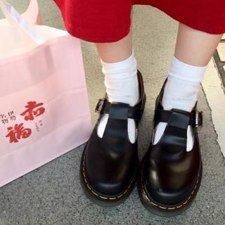 ドクターマーチン(Dr.Martens)のDr.Martens Tストラップ シューズ(ローファー/革靴)