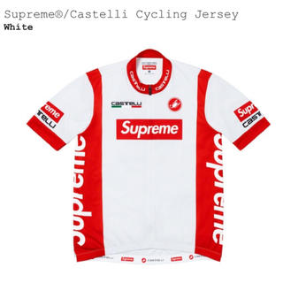 Supreme - L Castelli Cycling Jersey