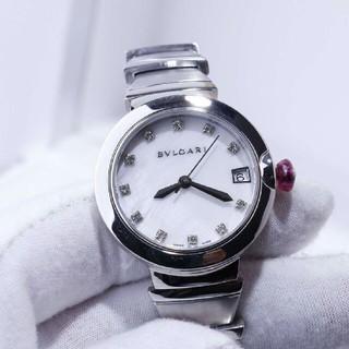 ブルガリ(BVLGARI)の美品 人気  BVLGARI  レディース 腕時計 30MM (腕時計)