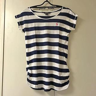 ラルフローレン(Ralph Lauren)の美品週末SALE ラルフローレン ボーダー Tシャツ(Tシャツ(半袖/袖なし))