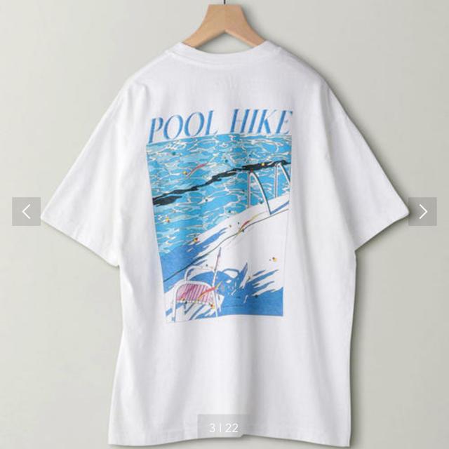 BEAUTY&YOUTH UNITED ARROWS(ビューティアンドユースユナイテッドアローズ)の鈴木英人 Tシャツ メンズのトップス(Tシャツ/カットソー(半袖/袖なし))の商品写真