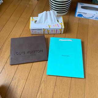 ルイヴィトン(LOUIS VUITTON)のショッパー 正規品(その他)