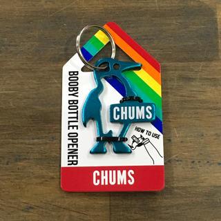 CHUMS - [新品]CHUMS 栓抜きにもなるキーホルダー