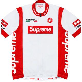 シュプリーム(Supreme)の Supreme castelli cycling ジャージ Mサイズ(ジャージ)