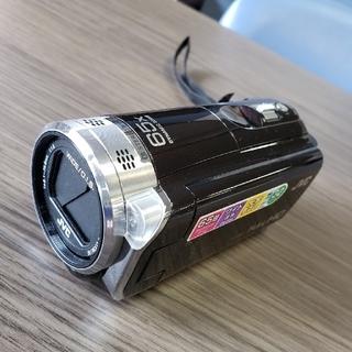 ビクター(Victor)の【値下げ🔥】ビデオカメラ ビクター エブリオ ハイビジョンムービー 中古・美品(ビデオカメラ)