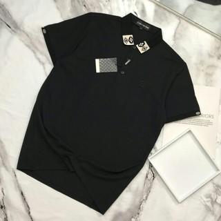 ルイヴィトン(LOUIS VUITTON)のLOUIS VUITTON 夏 メンズ ポロシャツ シンプル 送料無料 (ポロシャツ)