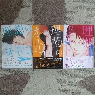 コウダンシャ(講談社)の理想のオトコ  1~3巻(女性漫画)