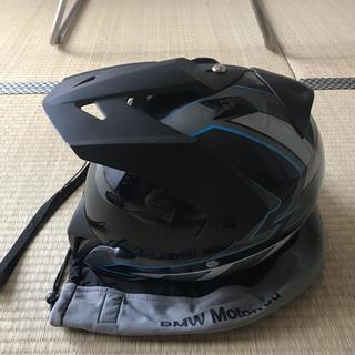 ビーエムダブリュー(BMW)のBMW モタード ヘルメット GS サイズL  モトクロス(ヘルメット/シールド)