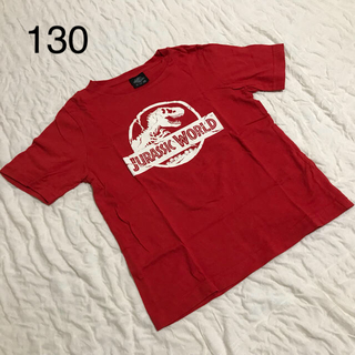 GU - 【おそろい】キッズTシャツ 130