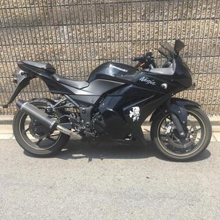 カワサキ(カワサキ)のニンジャ絶好調250cc(車体)