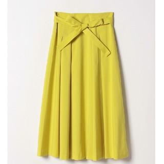 アナイ(ANAYI)のアナイ スカート 試着のみ タグ付き 大幅値下げ(ロングスカート)