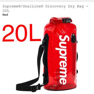 Supreme - 新品 赤 Supreme SealLine® Discovery Dry Bag
