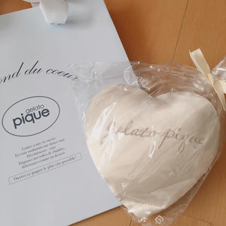 ジェラートピケ(gelato pique)のジェラートピケ♡ハート型ミラー(ミラー)
