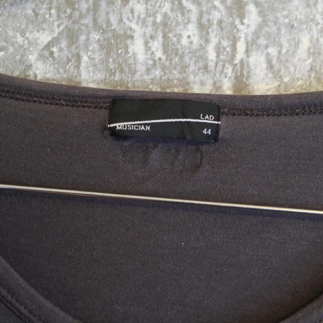 LAD MUSICIAN(ラッドミュージシャン)の古着 lad musician Tシャツ 44 メンズのトップス(Tシャツ/カットソー(半袖/袖なし))の商品写真