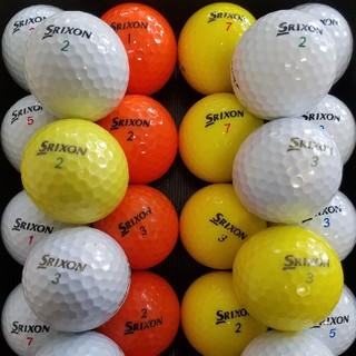 スリクソン(Srixon)のロストボール スリクソン 28球(その他)