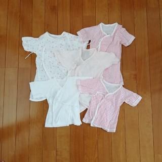 西松屋 - 新生児 肌着 50~60 女の子