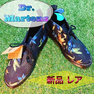 ドクターマーチン(Dr.Martens)のDr. Martensドクターマーチン スニーカー 花柄✿ 希少 新品 お買い得(スニーカー)