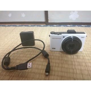 OLYMPUS - 美品 オリンパス XZ-1 デジタルカメラ ホワイト 撮影機器