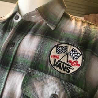 ヴァンズ(VANS)のVANS/バンズ 長袖チェックシャツ(シャツ)