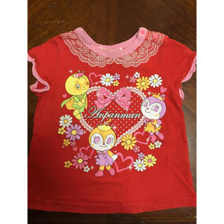 バンダイ(BANDAI)のドキンちゃんコキンちゃんTシャツ  サイズ90(Tシャツ/カットソー)