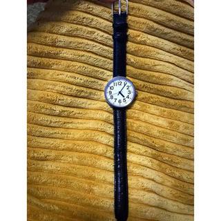 ムジルシリョウヒン(MUJI (無印良品))の無印良品 公園の時計(腕時計)