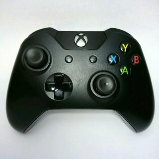 エックスボックス(Xbox)の【ケーブル付】XBOX ONE ワイヤレス コントローラー【純正】 (家庭用ゲーム機本体)